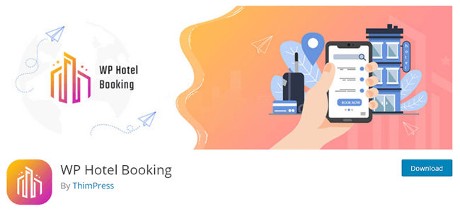 WP Hotel Booking WordPress plugin for Hotel Booking System