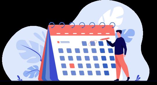 Date range picker for WordPress