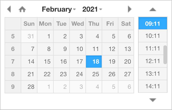 WordPress Datepicker by InputWP
