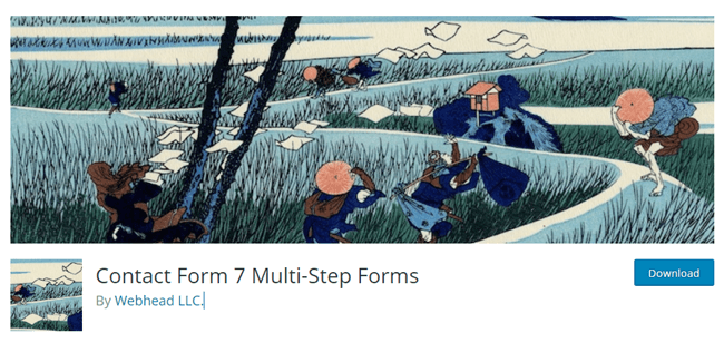 Multi Step Forms for Contact Form 7