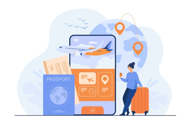 Travel booking system with WordPress